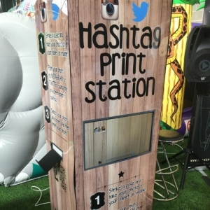 Hashtag Station