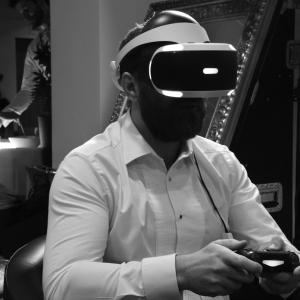 Twin Virtual Reality