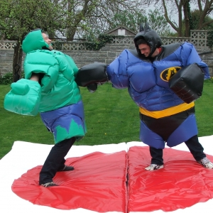 Superhero Wrestling